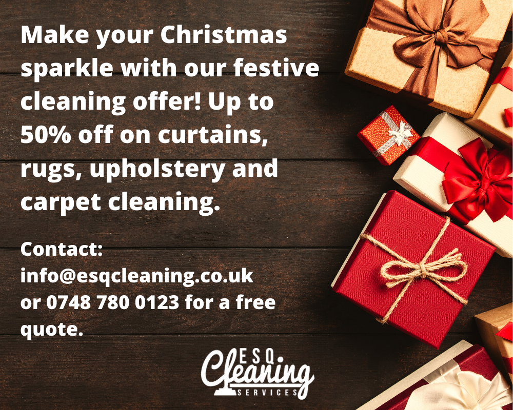 ESQ Christmas Cleaning Offer